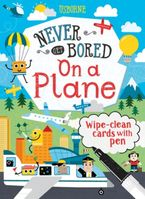 Never Get Bored on a Plane Paperback  by Andrew Prentice