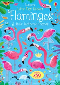 little-first-stickers-flamingos