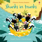 Phonics Readers: Skunks in Trunks Paperback  by Russell Punter