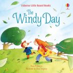 Windy Day Paperback  by Anna Milbourne