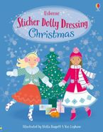 Sticker Dolly Dressing: Christmas