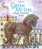 Greek Myths Paperback  by ABIGAIL WHEATLEY