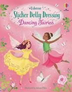 Sticker Dolly Dressing: Dancing Fairies