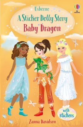 Sticker Dolly Dressing Stories 4: Baby Dragon