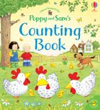 Poppy And Sam's Counting Book Hardcover  by SAM TAPLIN