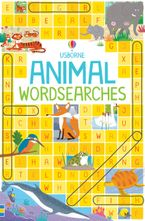 Animal Wordsearches Paperback  by Phillip Clarke