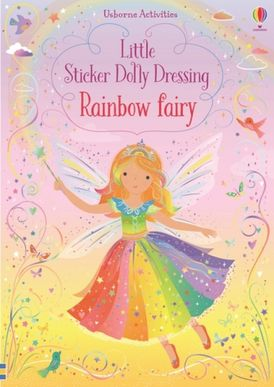 Little Sticker Dolly Dressing: Rainbow Fairy