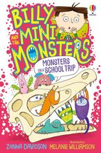Monsters On A School Trip