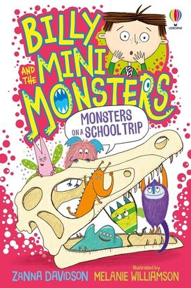 Monsters On A School Trip