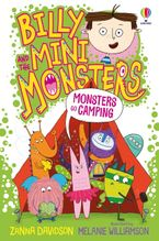 Billy and the Mini Monsters: Monsters Go Camping