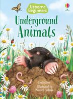 Under the Ground Hardcover  by Emily Bone
