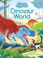 Dinosaur World Hardcover  by Emily Bone
