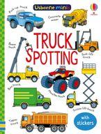 Truck Spotting Paperback  by Kate Nolan