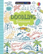 Doodling Dinosaurs Paperback  by Sam Smith
