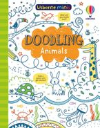Doodling Animals Paperback  by Sam Smith