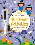 Halloween Activities Paperback  by Kirsteen Robson