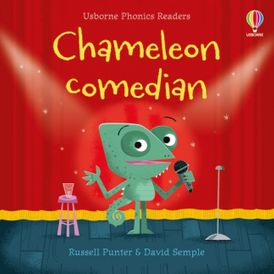 Phonics Readers: Chameleon Comedian
