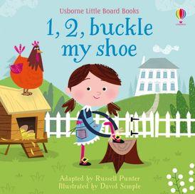 1, 2 Buckle My Shoe