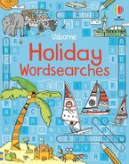 Holiday Wordsearches Paperback  by Phillip Clarke