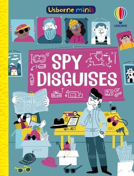 Mini Books: Spy Disguises