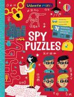 Mini Books: Spy Puzzles Paperback  by Sam Smith