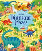 Dinosaur Mazes Paperback  by Sam Smith