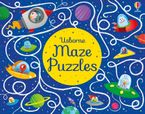 Maze Pad Paperback  by Kirsteen Robson