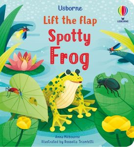 Little Lift And Look: Spotty Frog