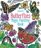 Magic Painting Butterflies Paperback  by ABIGAIL WHEATLEY