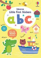 Little First Stickers: ABC