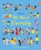 All About Diversity Hardcover  by Felicity Brooks