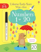 Early Years Wipe-Clean: Numbers 1-20