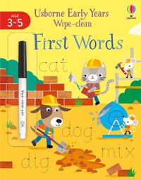 early-years-wipe-clean-first-words