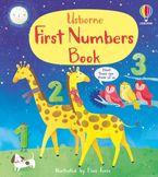 First Numbers Hardcover  by Matthew Oldham