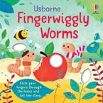 Fingerwiggly Worms Hardcover  by Felicity Brooks