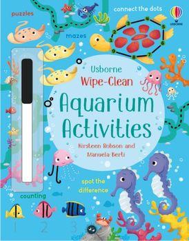 Wipe-Clean: Aquarium Activities