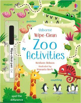 Wipe-Clean: Zoo Activities