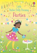 Little Sticker Dolly Dressing Parties