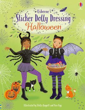 Sticker Dolly Dressing: Halloween