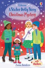 Sticker Dollies Christmas Mystery Paperback  by Zanna Davidson