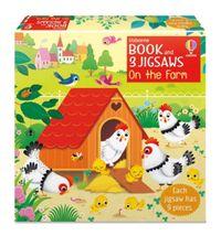 one-the-farm-book-and-3-jigsaws