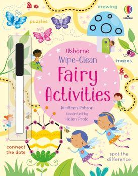 Wipe-Clean: Fairy Activities