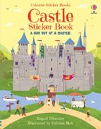 Castle Sticker Book Paperback  by ABIGAIL WHEATLEY