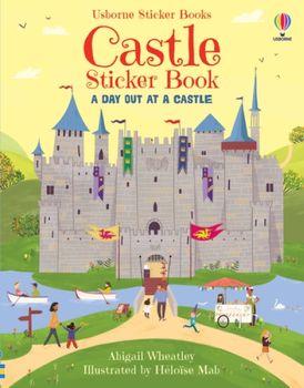 Castle Sticker Book