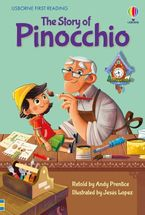 Pinocchio Hardcover  by Andy Prentice