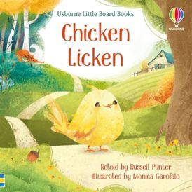 Little Board Books: Chicken Licken