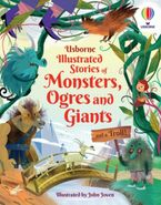 Illustrated Stories of Monsters, Ogres, Giants (and a Troll)