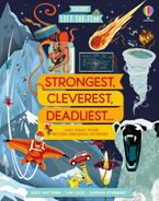Lift the Flap: Strongest Cleverest and Deadliest
