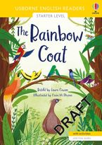 English Readers Starter Level: Rainbow Coat Paperback  by Laura Cowan