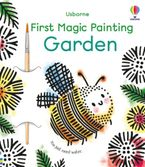 First Magic Painting Garden Paperback  by ABIGAIL WHEATLEY